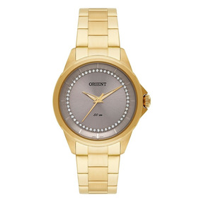 a2dbd2e341f Lindo Relogio Orient Feminino Dourado - Relógios no Mercado Livre Brasil