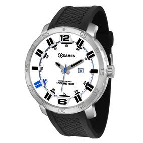 Relógio X-games Masculino Xmsp1012 B2px Aço Analogico