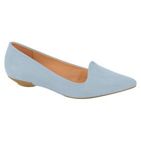 34a8706ed5 Sapatilha Vizzano Bico Fino Camurca Sapatos - Sapatos no Mercado ...
