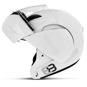 Capacete Moto Ebf Articulado/escamoteavel Robocop Varios T/c
