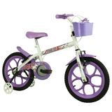Bicicleta Aro 16 Infantil Pinky - Track Bikes