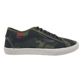 90e0de12af584 Zapatillas Urbanas de Hombre Verde oscuro en Mercado Libre Argentina