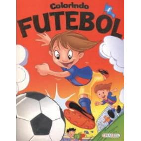 Colorindo Futebol, Ed. 1 - Girassol