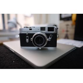 Leica M4 + Lente 35mm Revisada Pelo Dr Celso Eberhardt