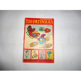 Almanaque Tio Patinhas Nº 10 Abril 1966 Todo Original