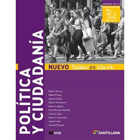 Política Y Ciudadanía - Nuevo Saberes Clave Santillana