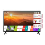 Smart Tv Led 43 Lg 43lj5500 Full Hd Webos 3.5 Netflix