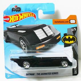 Hot Wheels Batmobile Batman The Animated Series - Dc Comics