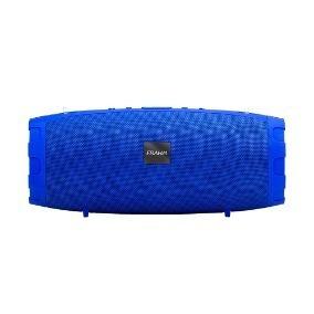 Caixa De Som 50w Soundbox Two Com Bateria Frahm Azul