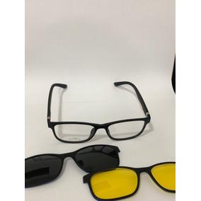 31d6a37f009fc Oculos Grau Titanio Clip On Armacoes Mormaii - Óculos no Mercado ...