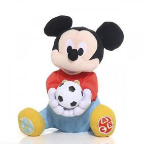Jogue Bola Com O Mickey