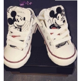 Zapatos Mickey Mouse Vintage W Marca Collec Diseño Hecho A M 29e2f7ac2fc