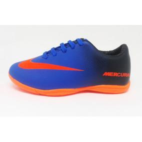Mercurial Azul Bebe - Chuteiras para Futsal no Mercado Livre Brasil f13555afb36f7