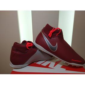 Chuteira Society - Chuteiras Nike de Society Vermelho no Mercado ... f65587b6aee