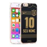 Capinha iPhone 6 7 8 Plus X Xs Max Corinthians Camisa 3 Nova