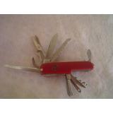 Canivete Antigo, Perfeito,clássico,11 Funções-frete Gratis