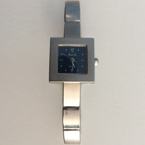cf90894e23f Relogio Aqua Feminino - Relógios no Mercado Livre Brasil