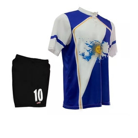 7a94f45b45685 Camiseta Pantalón Medias De Futbol C  Números 10unidades