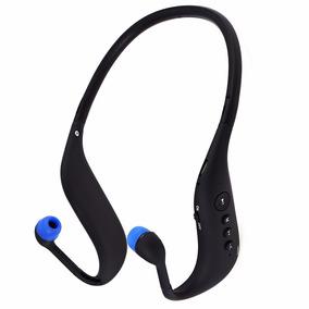 Fone Ouvido S/ Fio Sport Micro Sd Lc 702 Fm Mp3 Bluetooth