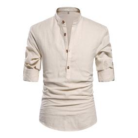 Camisas En Lino Olán - Otros en Mercado Libre Colombia 367101ea2bdae