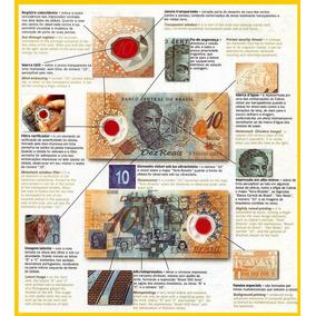 Cédula Dos 500 Anos Do Brasil Raro Folder Fe
