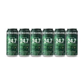 Cerveza Patagonia 24,7 473 Cc X 6
