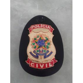Distintivo Polícia Civil