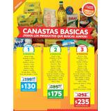 Canastas Basicas Economicas!!! (consumo Solidario