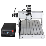 Router Cnc Maquina Fresadora Laser Madera Metal 3d 40cm*50cm