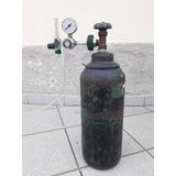 Cilindro De Oxigênio - Kit Com Válvula