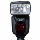 Flash P/ Canon Ttl Phottix Mitros+ C/ Radio Master 1/8000s