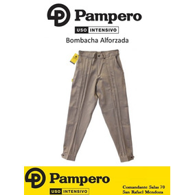 Bombacha De Campo- Alforzada - Pampero