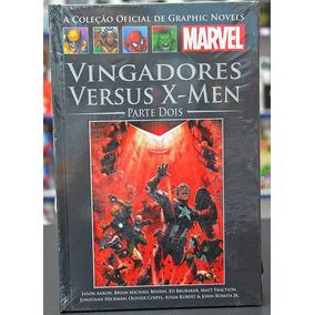 Graphic Novel Vingadores Versus X-men Parte 2