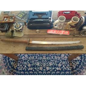 Espada Wakisashi Funcional