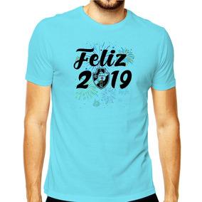 Camiseta Unissex Feliz 2019 Futebol Vasco Camisa Futebol 3322688d9993a