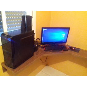Computador Amd Fx8 3.5/ Ssd 240 Gb + Sata 500 Gb/ 2x8 Gb Ram