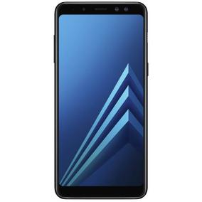 Celular Samsung Galaxy A8 Preto Dual Chip 64gb Tela De 5