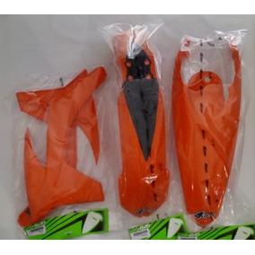 Kit Plasticos Ktm 250 Exc 12/13 Ufo