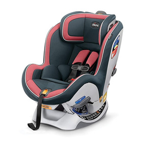 Chicco Autoasiento Nextfit Sea Coral, Color Rojo