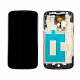 Tela Display Lcd Touch Screen Visor Lg Nexus 4 E960 Origina