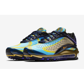 Tenis Nike Aire Max Deluxe Og A7831-400 Originales