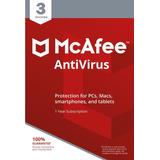Antivirus Mcafee 2018 Total Protection 3 Pcs 2 Año Cel Ilimi