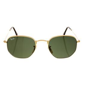 3351becae75db Oculos De Sol Ray-ban Hexagonal Unissex Varias Cores Top