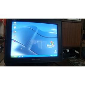 Monitor Convencional Sansumg Crt Modelo 793s,en Excelentes C