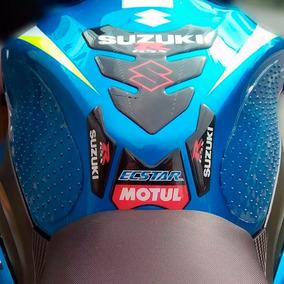 Adesivo Protetor Lateral Tanque Moto Bmw S1000rr Transparent
