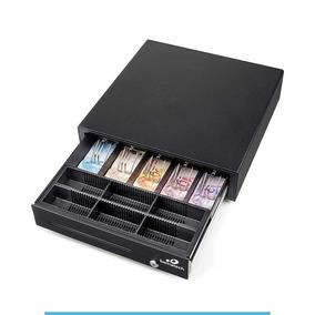 Gaveta Dinheiro Automática E Manual Bematech Gd-56 Preta