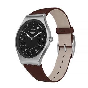 0e3f472eb38 Relógio Swatch Skin Climber Flowery Pink    sfk347ag - Relógios De ...