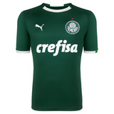 Camisa Puma Palmeiras 2019 - Personalise Grátis