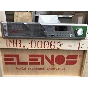 Transmisor Fm Elenos 2kw 2000w Radio Emisora Venta Instalac