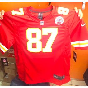 Jersey Original Nike Nfl Kansas City Chiefs Travis Kelce 87 f5e472b699c